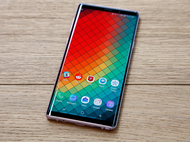 Samsung's unlocked Galaxy Note 9 is $411 off on Amazon, today only