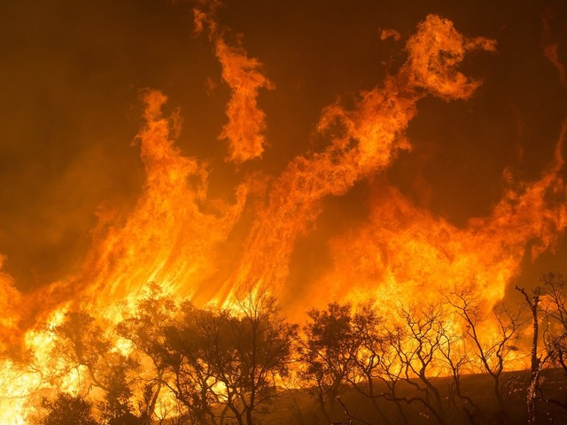 How California can improve its fire warning system: Lessons from Australia