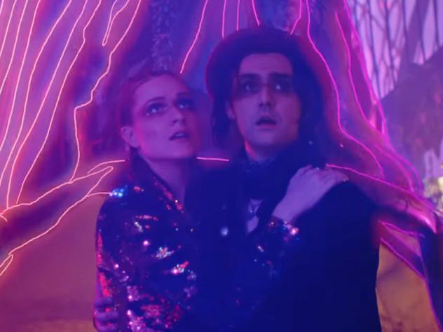 Evan Rachel Wood & Zane Carney Release 'White Rabbit' Music Video - Watch Now!