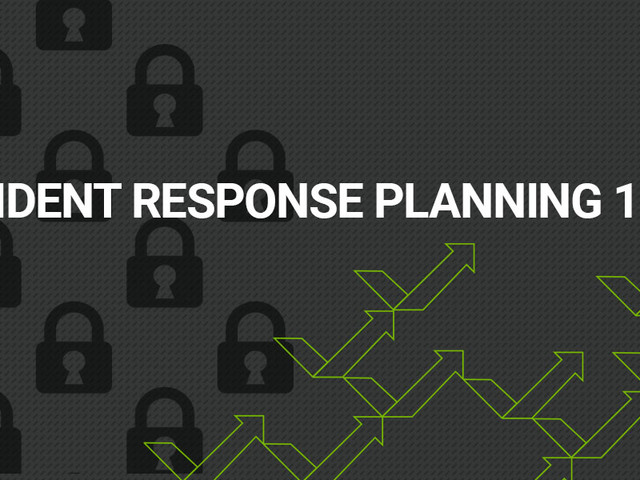 Cyber Security Incident Response and Reporting Process