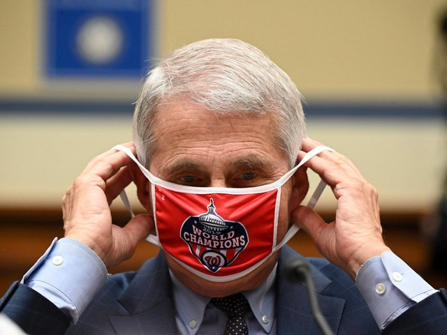Dr. Fauci thinks a nationwide face mask mandate is a terrible idea