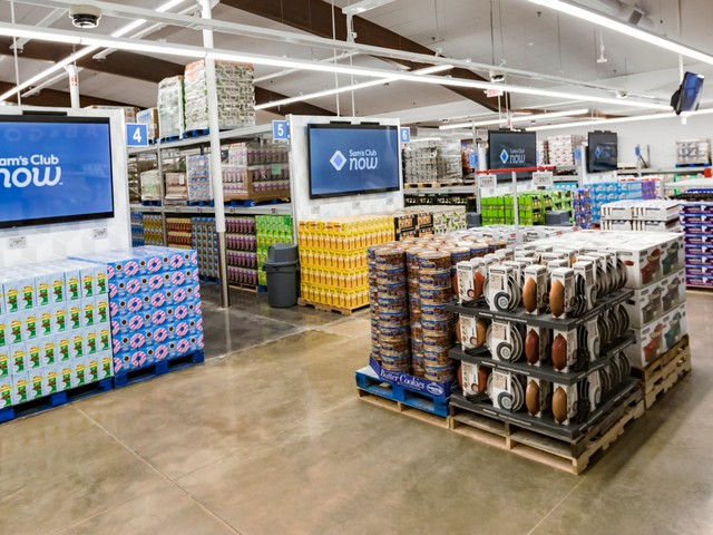 Sam's Club CEO reveals what the company has learned from its cashierless 'beta lab' store (WMT)