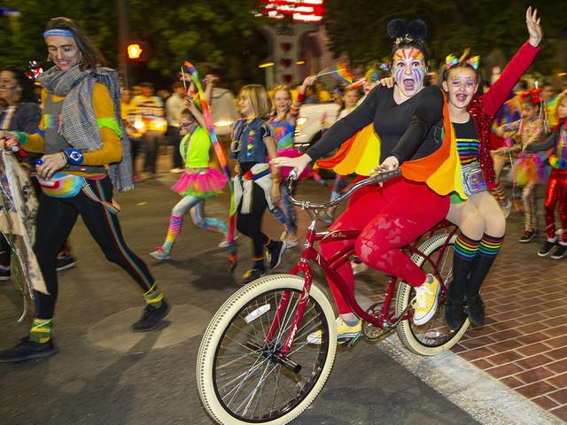 Pride Parade showcases diversity in Las Vegas — PHOTOS