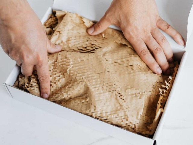 Why sustainable packaging must be the starting point to fashion's waste problem