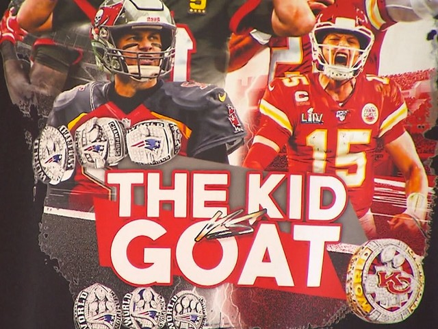 GOAT Vs The Kid: Brady, Mahomes Super Bowl Matchup Being Hailed As One For The Ages
