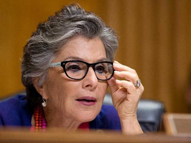 Former Sen. Barbara Boxer attacked, robbed in California