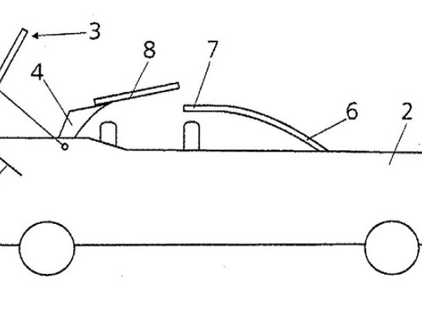 Audi files patent application for convertible SUV