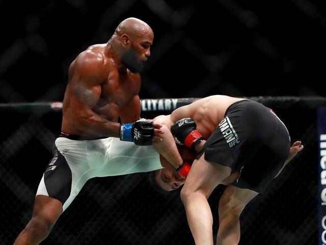 UFC 213: Nunes vs. Shevchenko - Yoel Romero vs Robert Whittaker Toe to Toe Preview