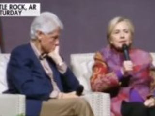 Epilogue XXIV: Hillary forgets different reason Bill 'survived' '92 campaign