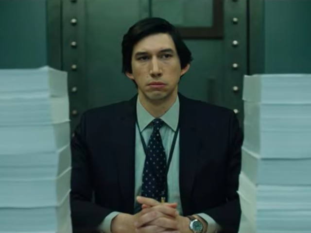 Adam Driver Uncovers the CIA's Post 9/11 Secrets in First Trailer For The Report
