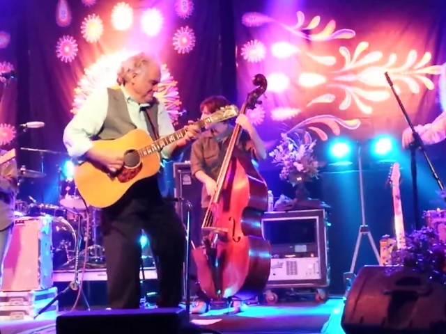 Railroad Earth Adds Peter Rowan For 'Old & In The Way' Performance In Port Chester