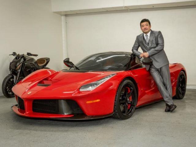 $50 Million Ferrari Collection Isn't Enough To Buy A LaFerrari Aperta