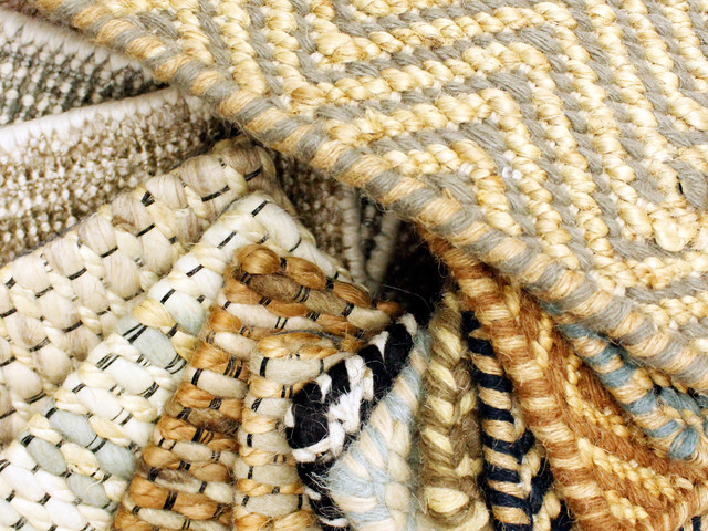 "Jamie Stern Introduces its New Flat Weave ""Artisan..."