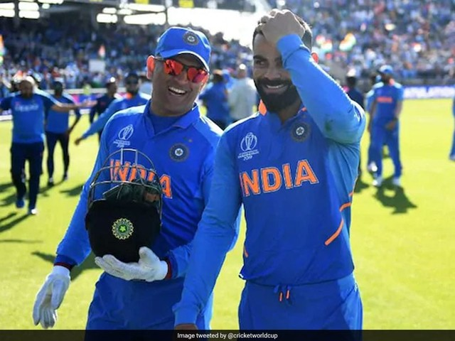Virat Kohli, MS Dhoni Feature In Wisden Teams Of The Decade