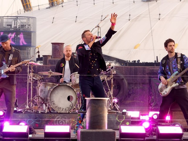 Coldplay Are Back, and Their BRIT Awards Performance Proves It