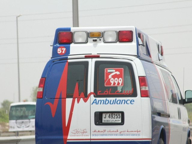 Woman suffers cardiac arrest after UAE road accident, rescued