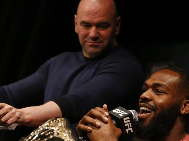 White: Jones has 'a lot of demons,' this is 'expected' when he's in Vegas
