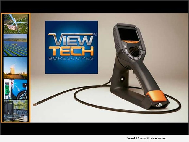 Renewable Energy Preventative Maintenance and Visual Inspections Successful with Video Borescopes