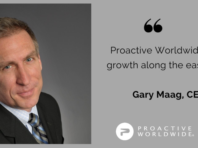 Competitive Intelligence Firm Proactive Worldwide Opens Office in New...