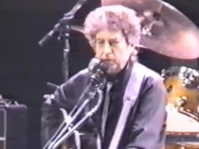 Happy Birthday Bob Dylan: Bob At Madison Square Garden 1998
