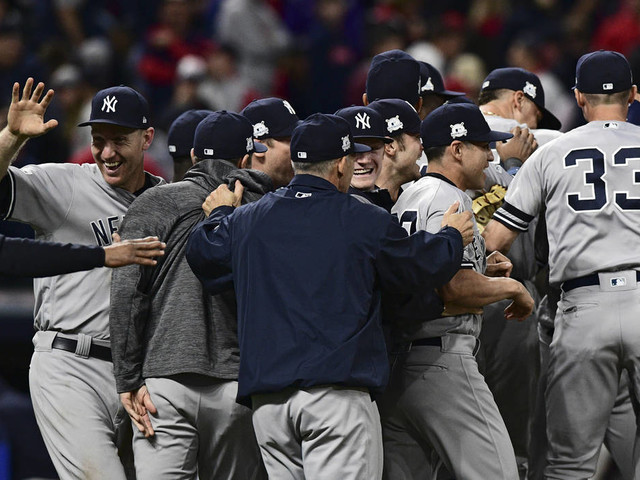 Yankees armed, ready to upset Astros in ALCS