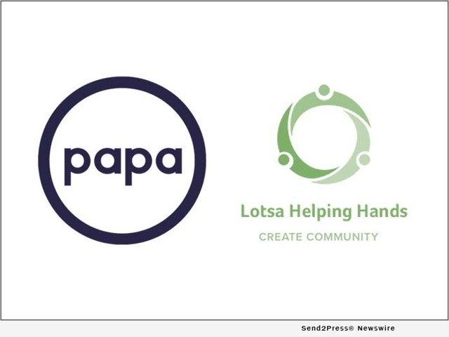 Lotsa Helping Hands and Papa Partner as Senior and Patient In-Home Care Faces New Challenges During COVID