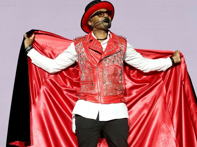Bout Time: Teddy Riley Receives Star on Hollywood Walk of Fame