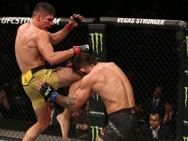 Vicente Luque: Mike Perry 'just can't be knocked out'