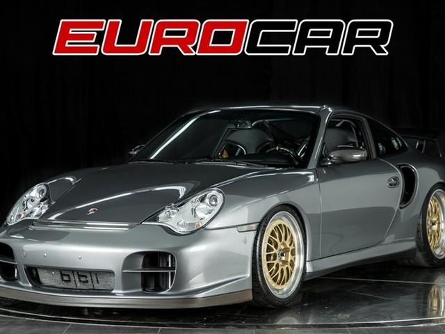 2003 Porsche 911--GT2