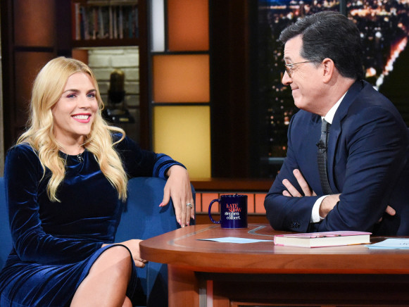 Busy Philipps Reveals Her Dream Talk Show Guest is Oprah!