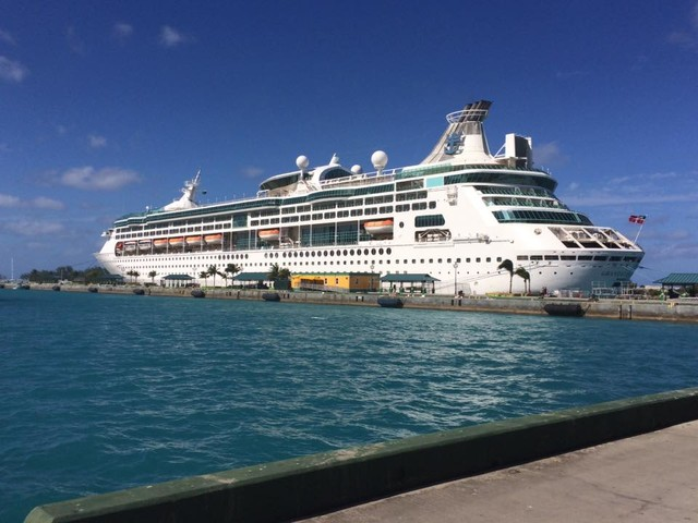 Grandeur of the Seas to be first cruise ship to return to St. Maarten