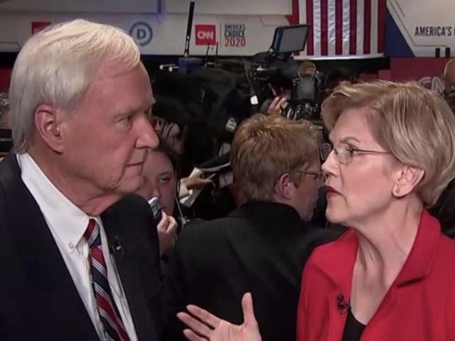 Chris Matthews called 'sexist' for constantly interrupting Elizabeth Warren: Has he 'ever met a woman he doesn't want to talk over?'