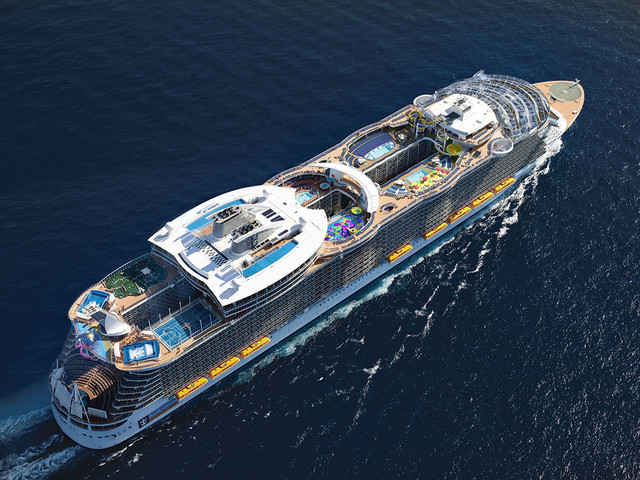 Harmony of the Seas Guide & Review