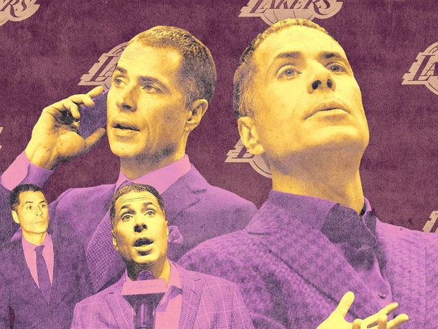 The Absolutely True Stories of Rob Pelinka