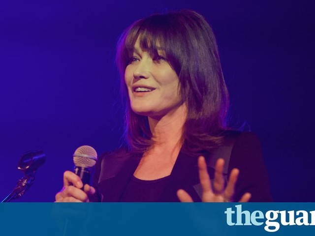 Carla Bruni review – first lady of jazz-pop delivers stylish Christmas sermon