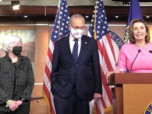 "Pelosi Vows To Avert Shutdown As Dems Reportedly Cave To ""Republican Blockade"""