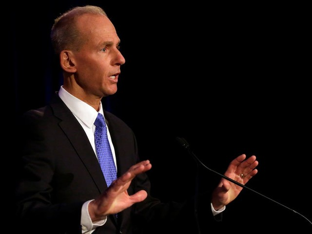 Boeing CEO Dennis Muilenburg will admit to 'mistakes' when he faces Congress over the grounded 737 Max plane. Read his full opening statement (BA)