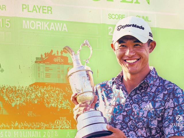 Collin Morikawa Is an Open Winner and a Deserving Champion Golfer of the Year