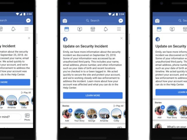 Here's how to see if you were affected by Facebook's breach