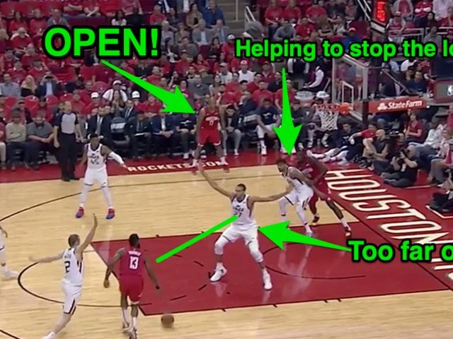 The Jazz used a radical defensive strategy on James Harden that backfired, and it showed how unguardable he has become