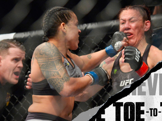 UFC 239: Amanda Nunes vs. Holly Holm Toe to Toe Preview