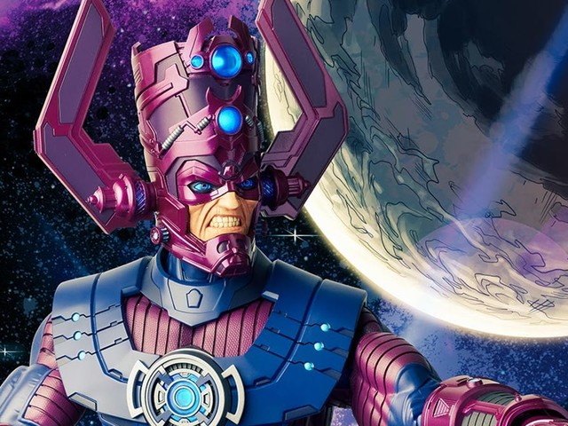 Galactus, Hasbro's Largest Marvel Legends Figure Yet, Costs 400 Bucks
