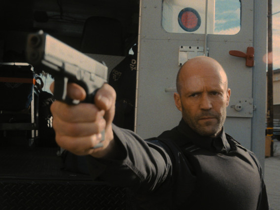 Jason Statham & Guy Ritchie Reteam 'Wrath Of Man' Leads Weekend With A- CinemaScore As Exhibition Looks Forward To Summer