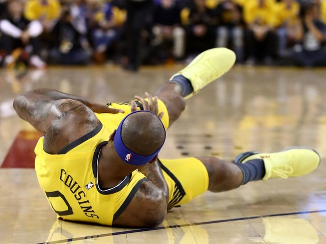 The Possible Implications of DeMarcus Cousins's Injury