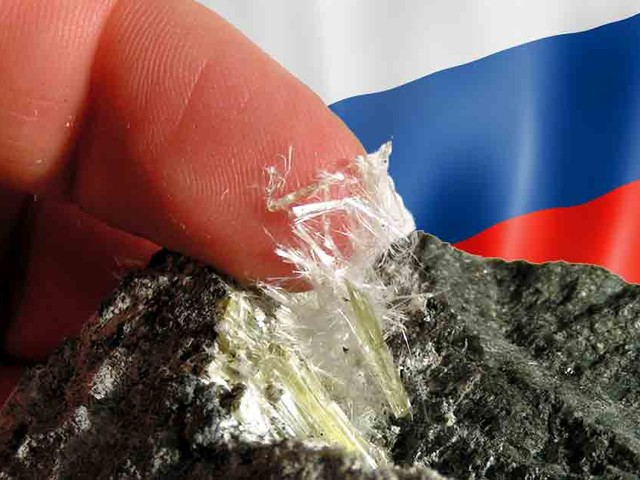 Russia Hides Cancer Risks to Protect Its Role as the World's Asbestos Dealer
