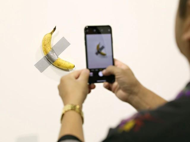 'Banana Was Just A Tool, I Eat Concept Of Art': David Datuna Explains Why He Ate $120K Art Basel Banana