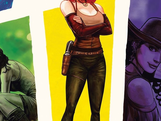 Crime Pays in Joss Whedon's FIREFLY: THE STING Original Graphic Novel