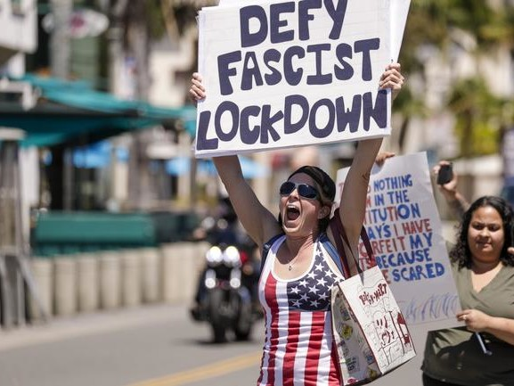 The Second Act Will Be Worse Than The First: Lockdowns Are Not The Answer