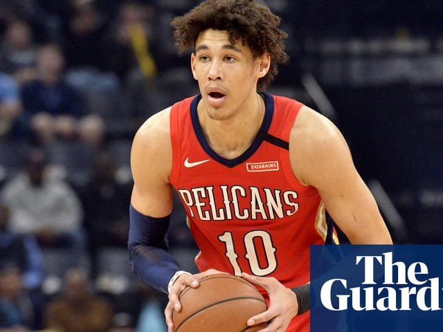 Video shows LAPD officer putting knee to neck of Pelicans' Jaxson Hayes