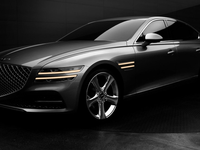 Watch The 2021 Genesis G80 Reveal Live Right Here At 11 P.M. EST